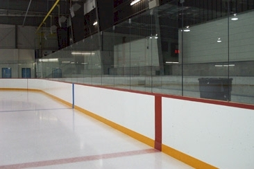 Recreation Centre Finish Products Sound Barriers