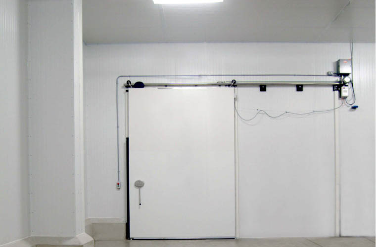Cooler and Freezer Doors / Insulated Panel