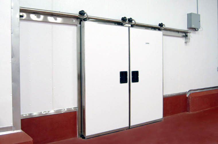 Cooler and Freezer Doors
